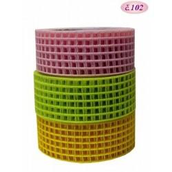0150 Ozdoby z textilie
