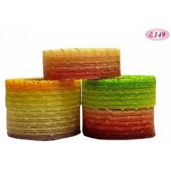 0149 Stuha Uzlík multicolor