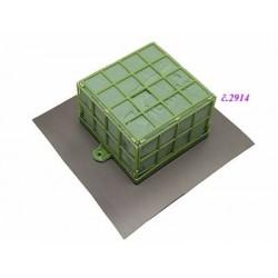 2914 Garnet mini/magnet