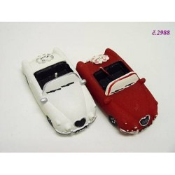 2988 Svíčka autíčko