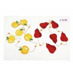 3216 Ovoce girlanda