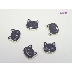 3385 Kočka nalepovací