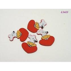 3413 Srdíčko s myškou