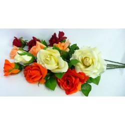 0430 Růže 3 květy
