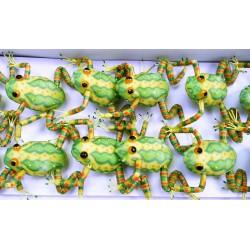 0722 Žabka na drátku