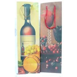 4087 Taška na víno,bal/12ks