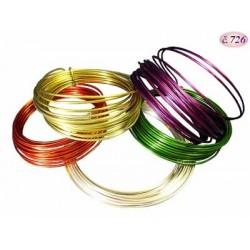 0726 Hliníkový drát