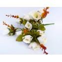 1790 Kytice růže malá bal/2ks