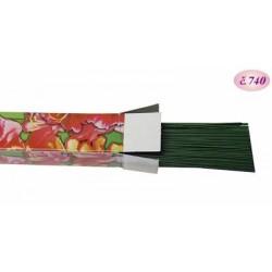 0740 Drátek květinářský pr.0,7mm