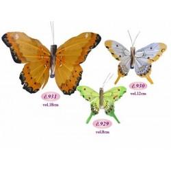 0930 Motýl s klipsem