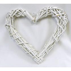4783 Srdce proutí otevřené 42cm