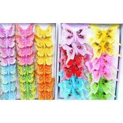 1024 Motýl s klipsem
