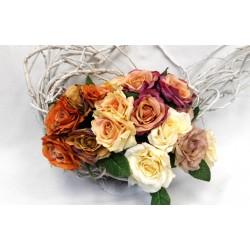 5010 Kytice 5 růžiček