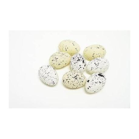 4484 -Křepelčí vajíčko 3 cm ,bal.36 ks